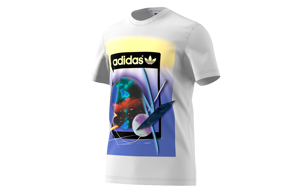 sneakers adidas camiseta artist tokyo BQ3065