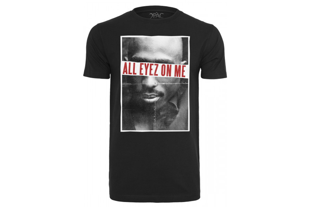 MISTER TEE 2PAC ALL EYEZ ON ME TEE