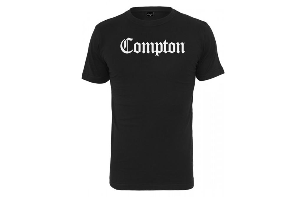 shirt mister tee campton tee negra MT268