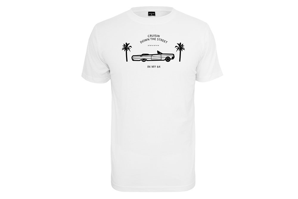 shirt mister tee cruisin mt255