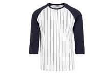 camiseta urban classic contrast 3/4 slle vaseball tee TB1567