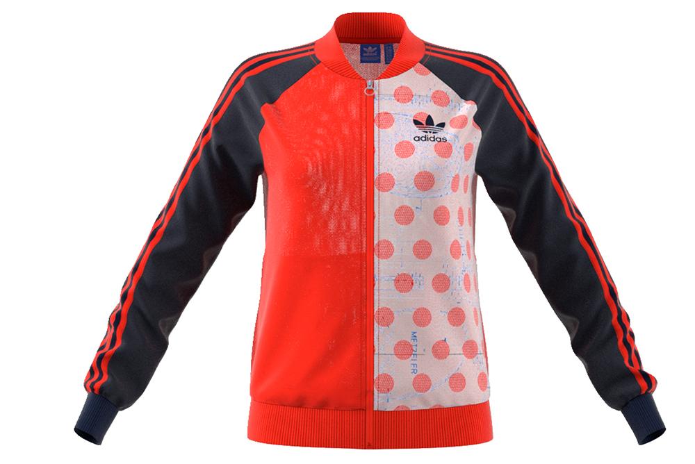 Jacket Adidas Osaka Track Top BQ5750 Brutalzapas