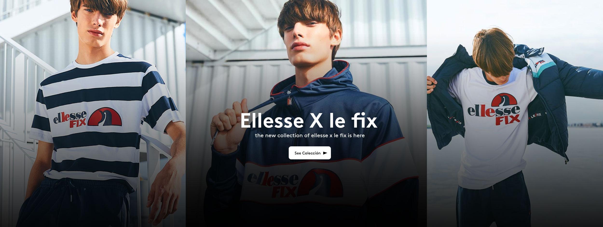 Ellese x Le Fix