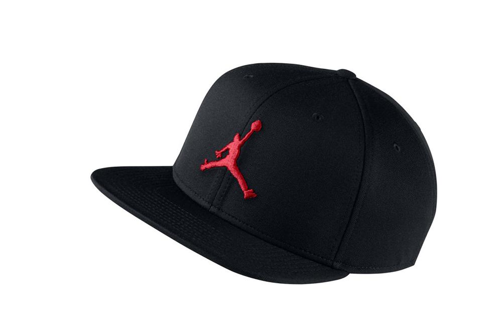 Cap Jordan Jumpman Snapback 861452 011 Brutalzapas
