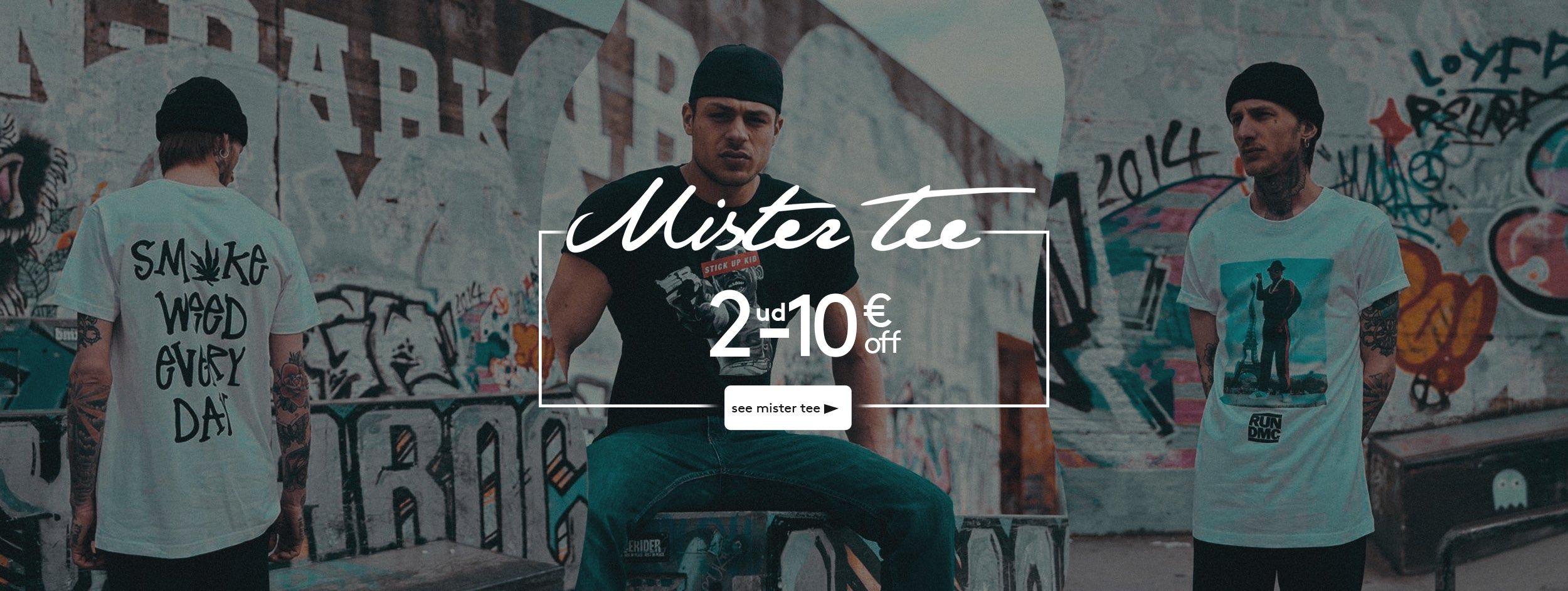 MR TEE -10€ DCTO