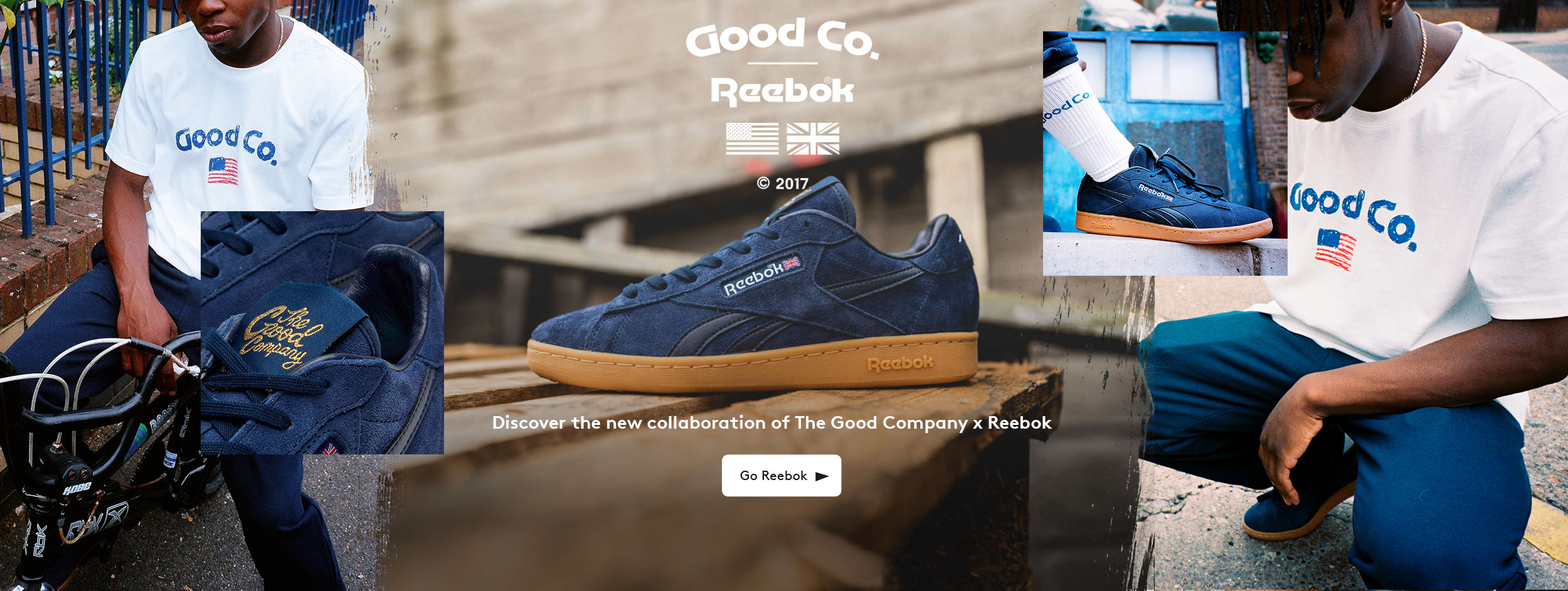 THE GOOD COMPANY X REEBOK