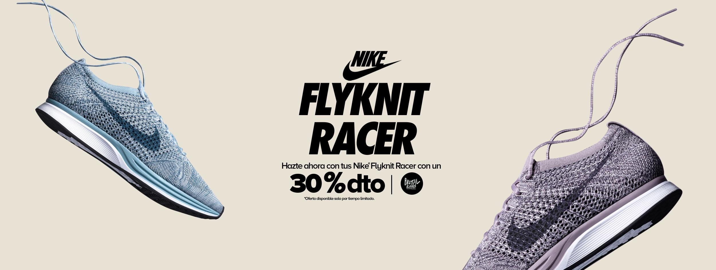 NIKE RACER 30% DCTO