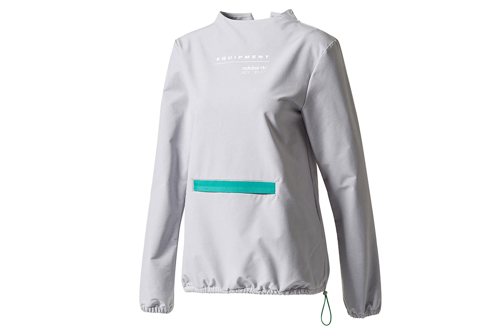 Sudadera Adidas EQT Zip Sweater BR5165 Brutalzapas
