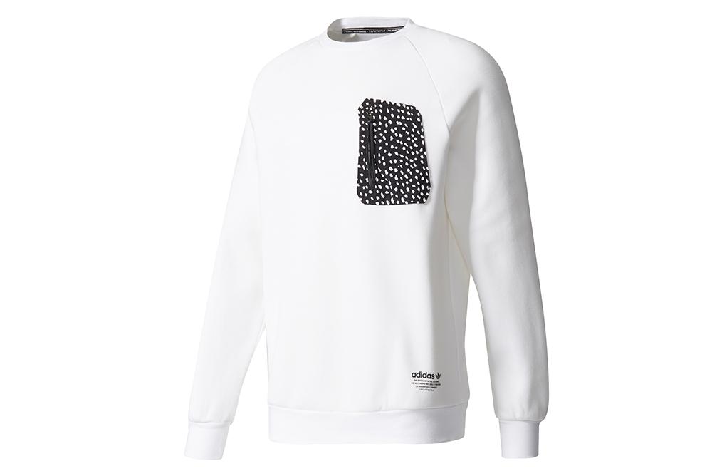 Sweat-Shirt Adidas NMD Lg Crew BS2490 Brutalzapas