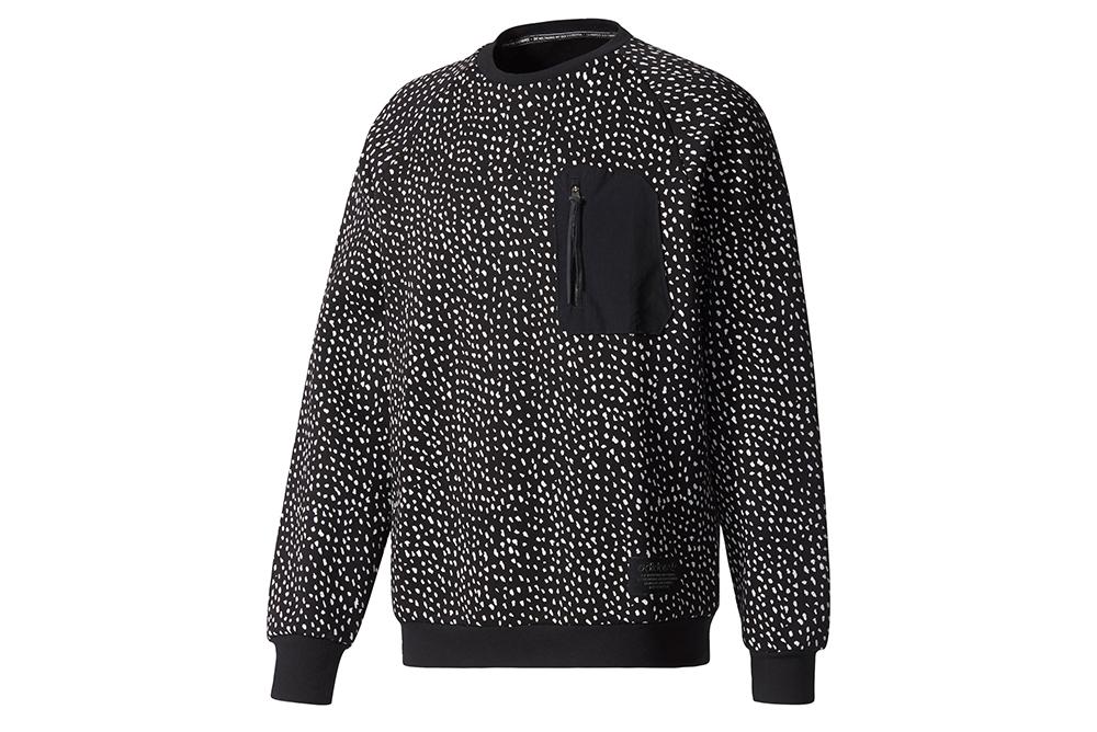 Sweatshirts Adidas NMD Lg Crew BS2494 Brutalzapas