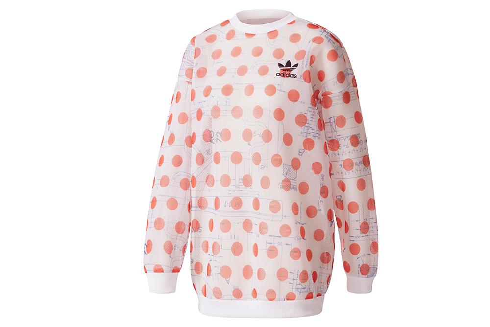 Sweatshirts Adidas Osaka Sweatshir BQ5738 Brutalzapas