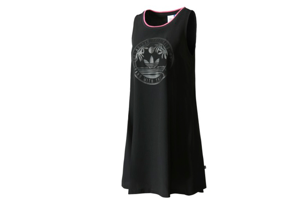 sneakers adidas vestido dress BK1953
