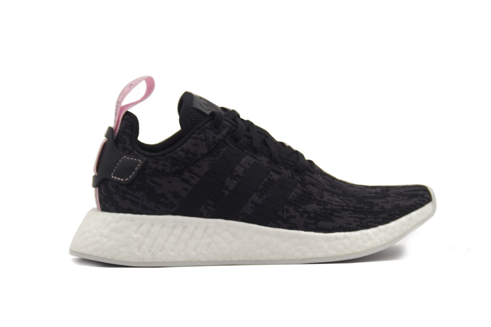 baskets adidas nmd r2 black BY9314