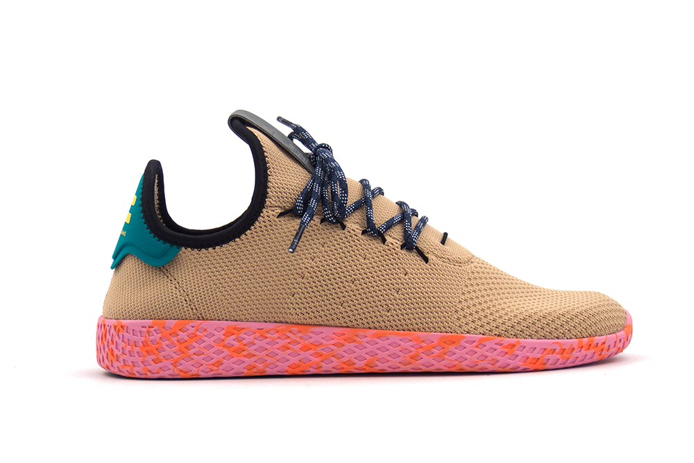 Adidas Pharrell Williams tennis hu BY2672 Brutalzapas