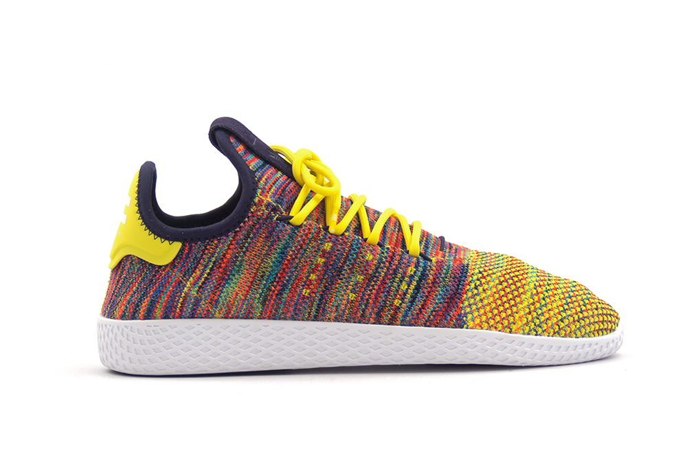 Adidas Pharrell Williams tennis hu BY2673 Brutalzapas