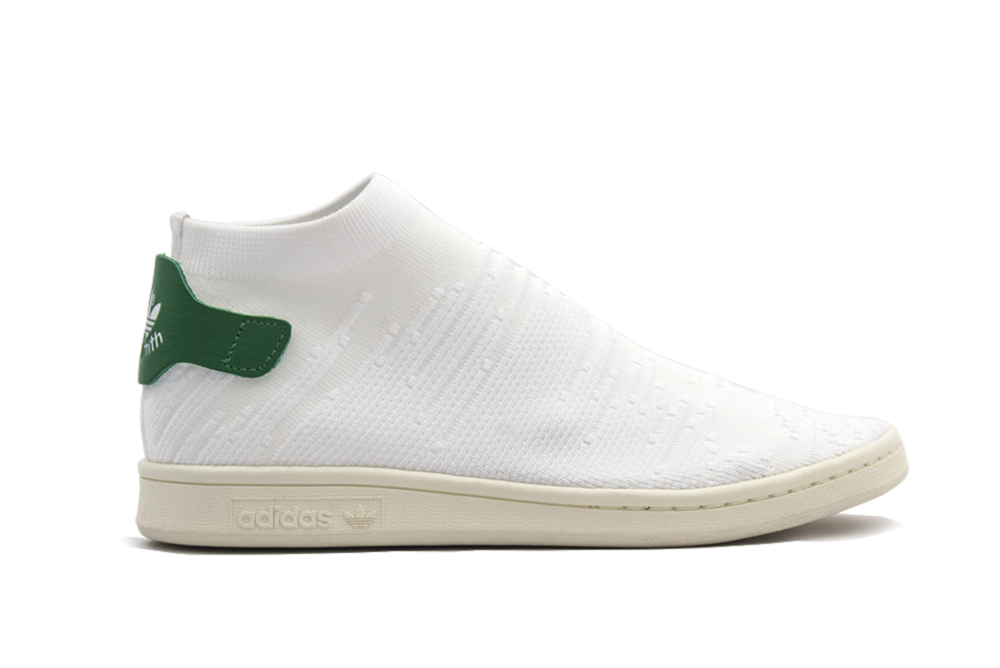 baskets adidas stan smith sock pk BY9252