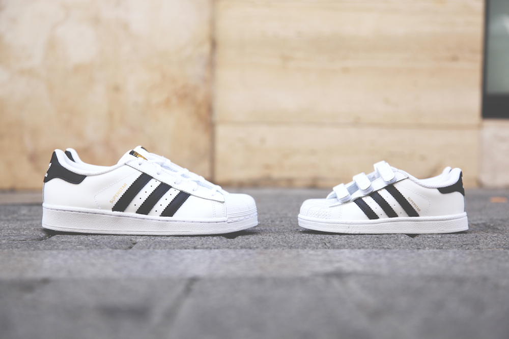 ADIDAS SUPERSTAR FOUNDATION EL C