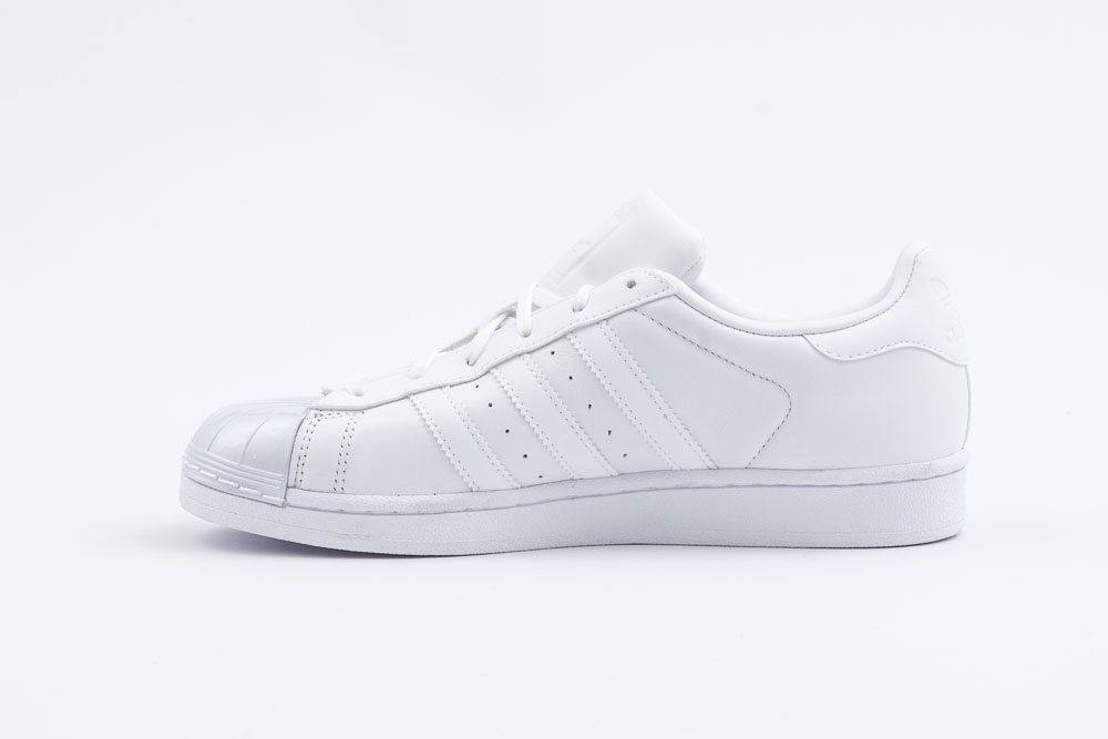 ADIDAS SUPERSTAR GLOSSY TOE W