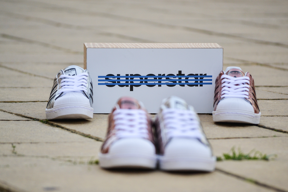 ADIDAS SUPERSTAR BOOST W