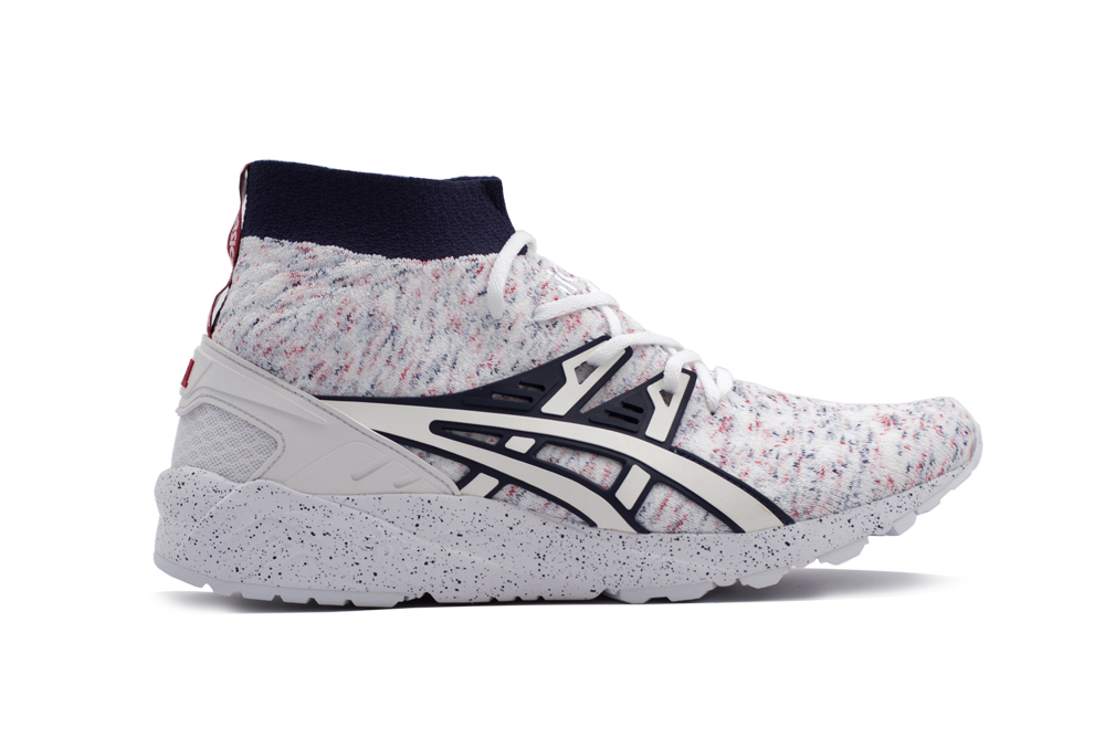 Sneakers Asics Kayano Trainer Knit Mt HN707 0101 Brutalzapas