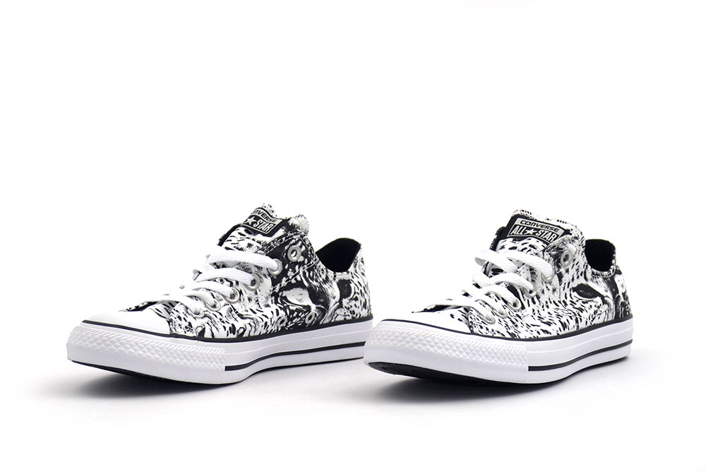 CONVERSE CTAS ANIMAL PRINT OX