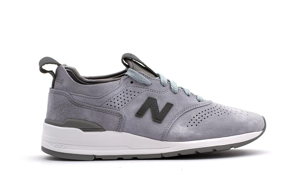 Sneakers New Balance M997DGR2 Brutalzapas