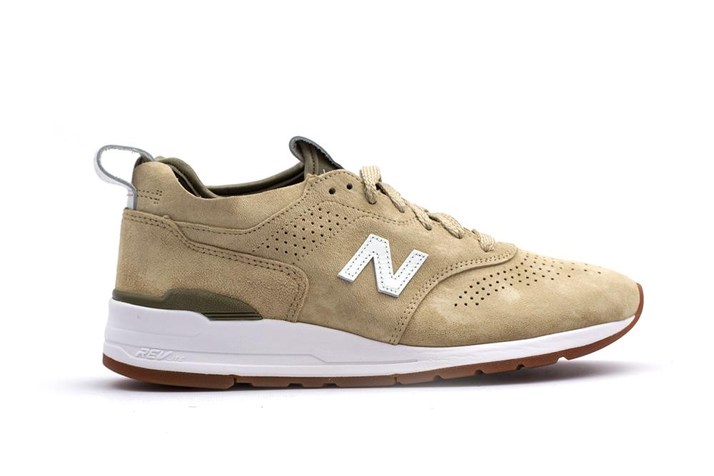 Sneakers New Balance M997DRA2 Brutalzapas