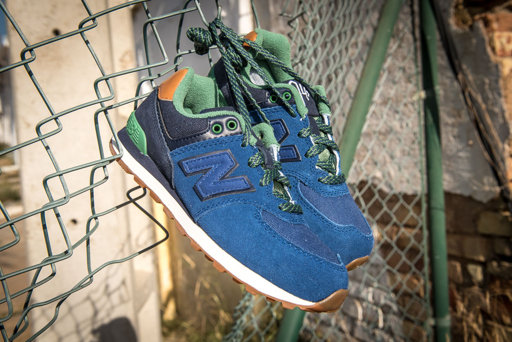 NEW BALANCE ML 574 NEA