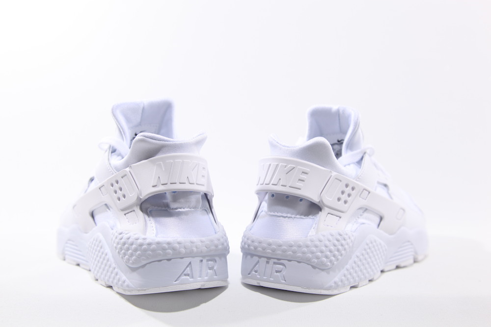... NIKE AIR HUARACHE TOTAL WHITE ...