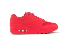 sneakers nike air max 1 premium rojo 875844 600