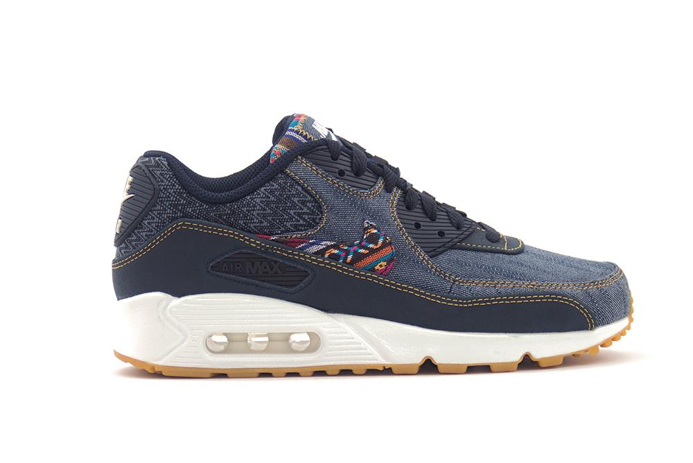 sneakers nike air max 90 premium 700155 402