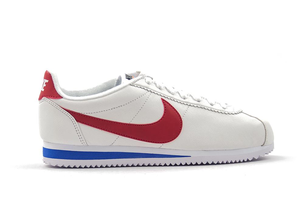 sneakers nike WMNS CLASSIC CORTEZ PREMIUM 905614 100