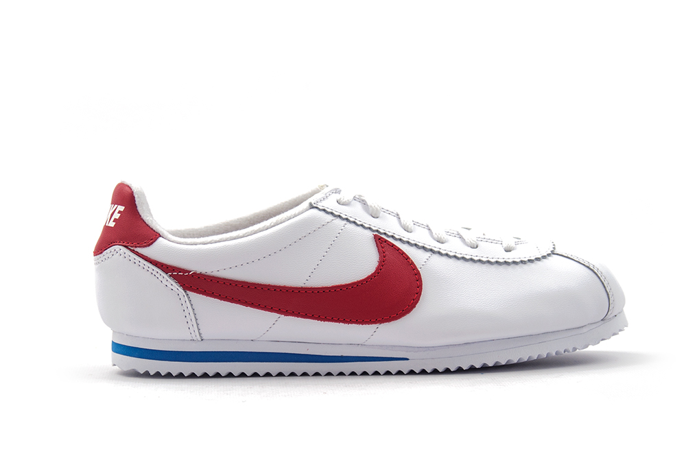 sneakers nike classic cortez leather se gs 921777 100