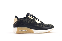 sneakers nike wmns air max 90 ultra 2.0 flyknit metallic 881563 001