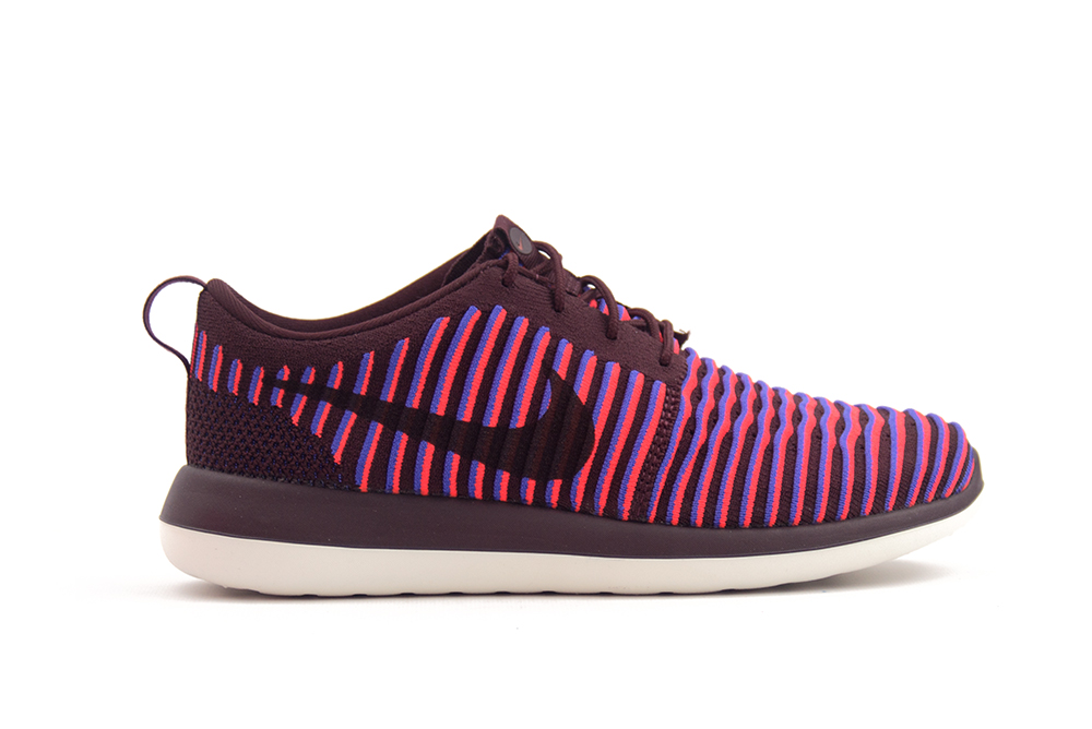zapatillas nike wmns roshe two flyknit 844929 601