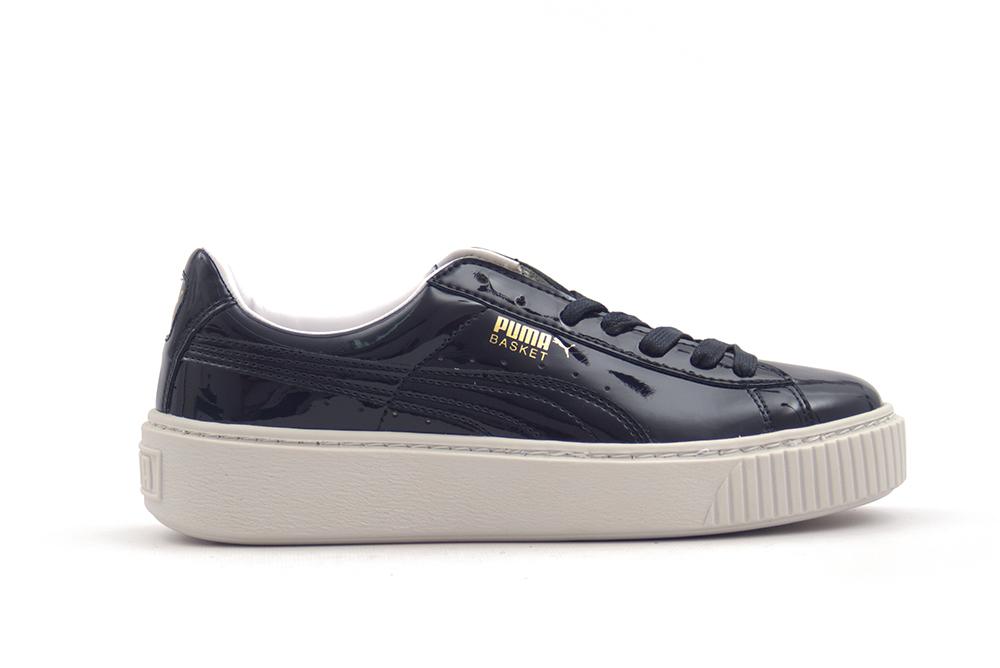sneakers puma basket platform patent 363314 03