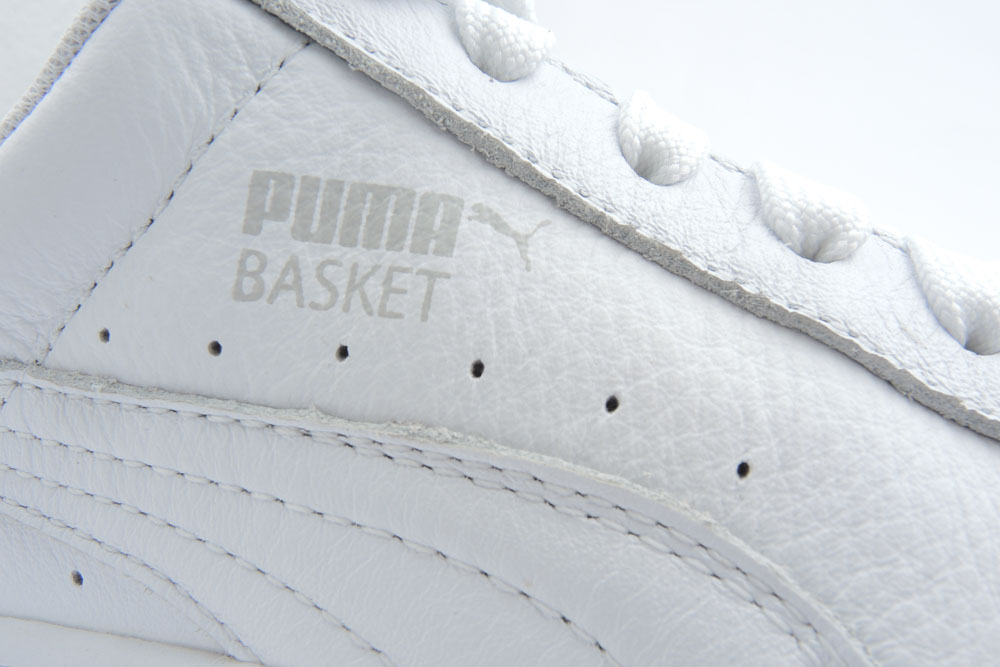 PUMA BASKET WHITE X TRAPSTAR