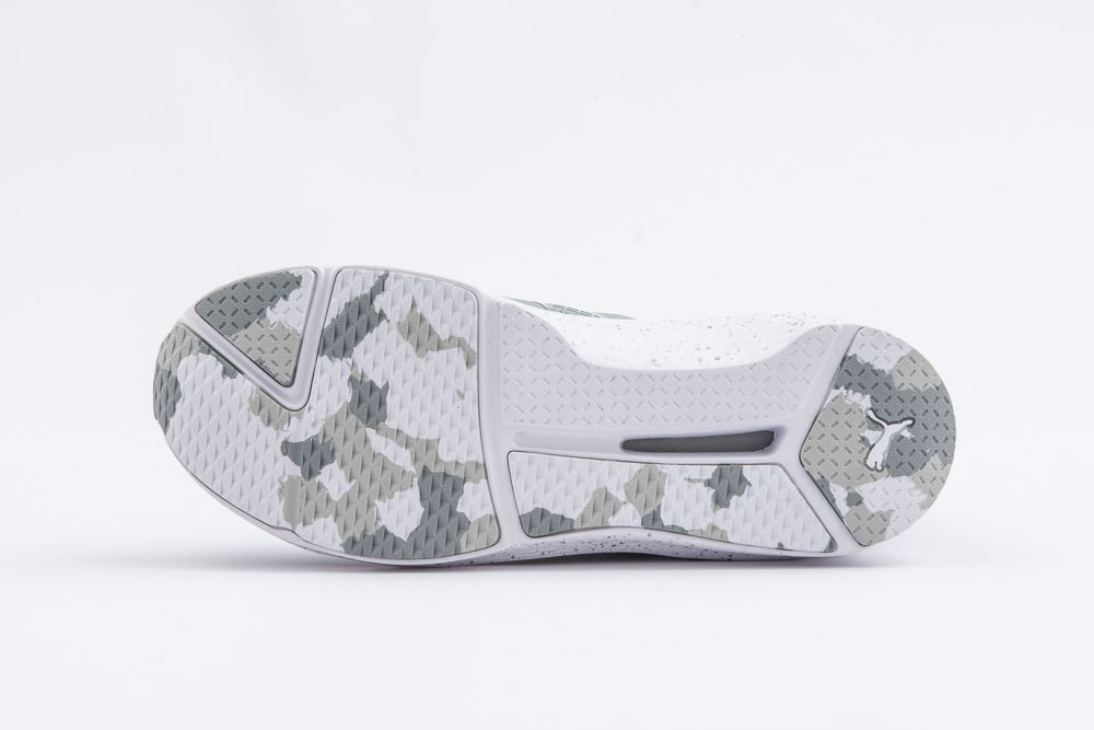 PUMA FIERCE CAMO QUARRY / WHITE