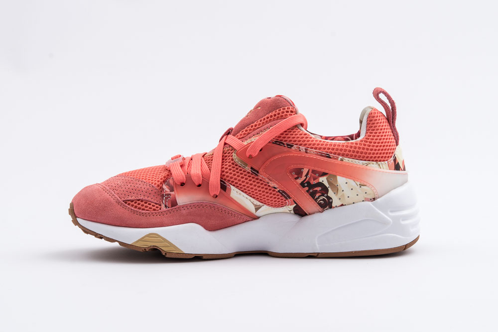 PUMA CAREAUX X PUMA BLAZE OF GLORY