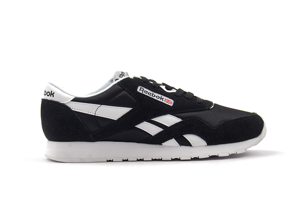 sneakers reebok cl nylon 6604