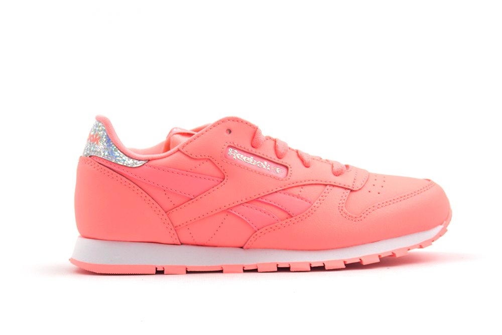 baskets reebok classic leather pastel BS8982