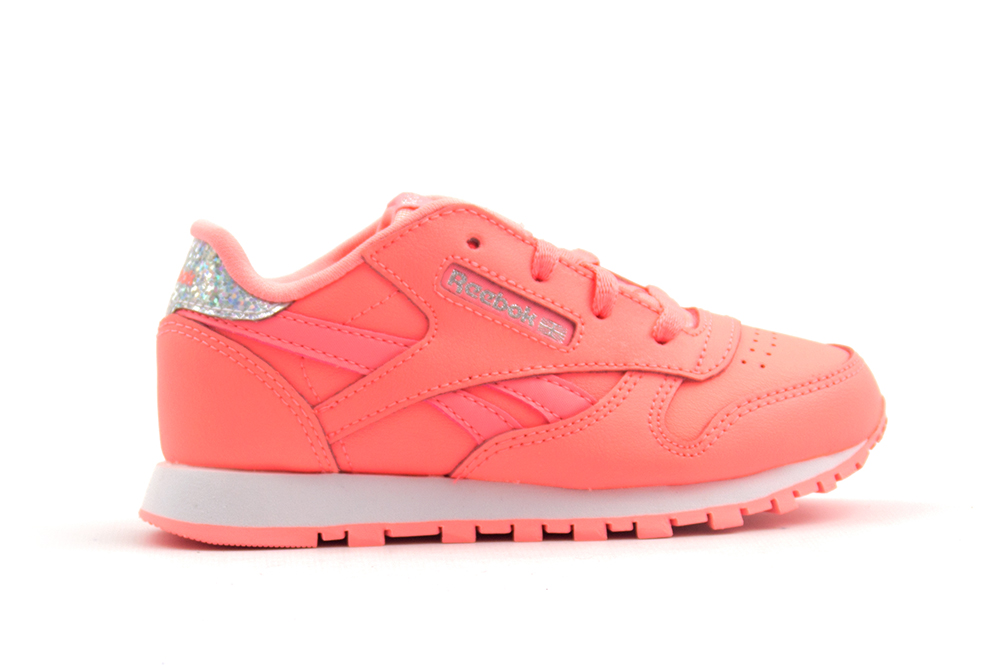 baskets reebok classic leather pastel BS8983