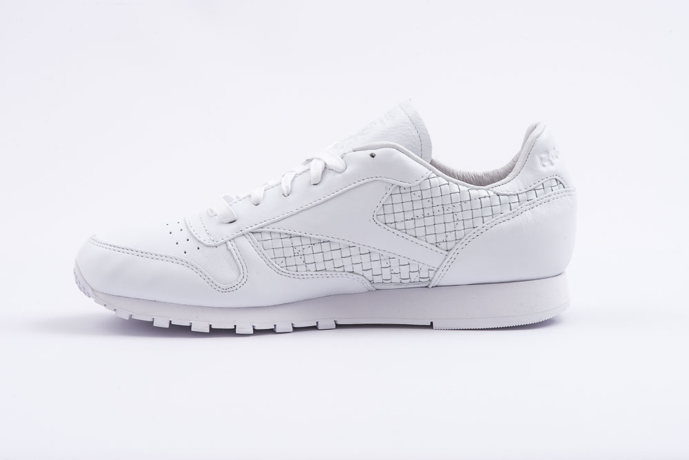 REEBOK LEATHER WEAVE