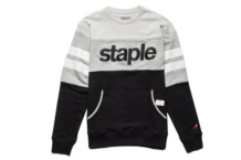 STAPLE LOGO CREWNECK