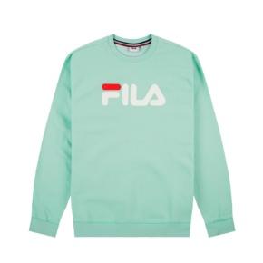 Sweatshirts Fila unisex classic pure crew sweat 681091 mist green Brutalzapas