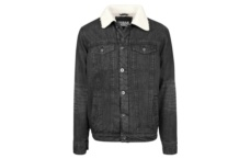 URBAN CLASSIC SHERPA DENIM JACKET