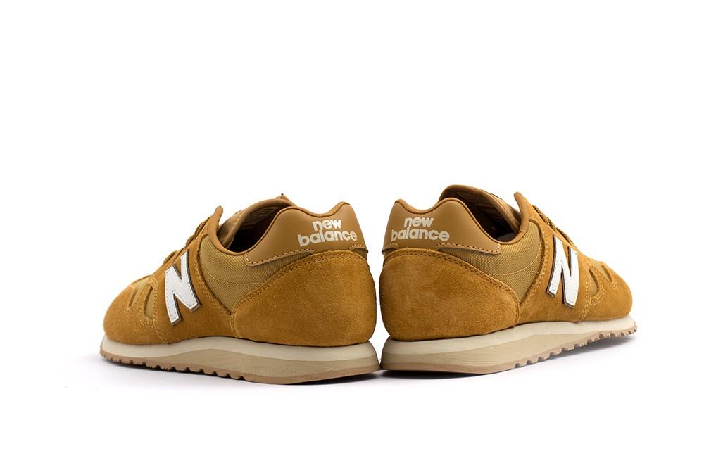 new balance zapatillas mostaza