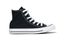 Baskets Converse all star hi black m9160c Brutalzapas
