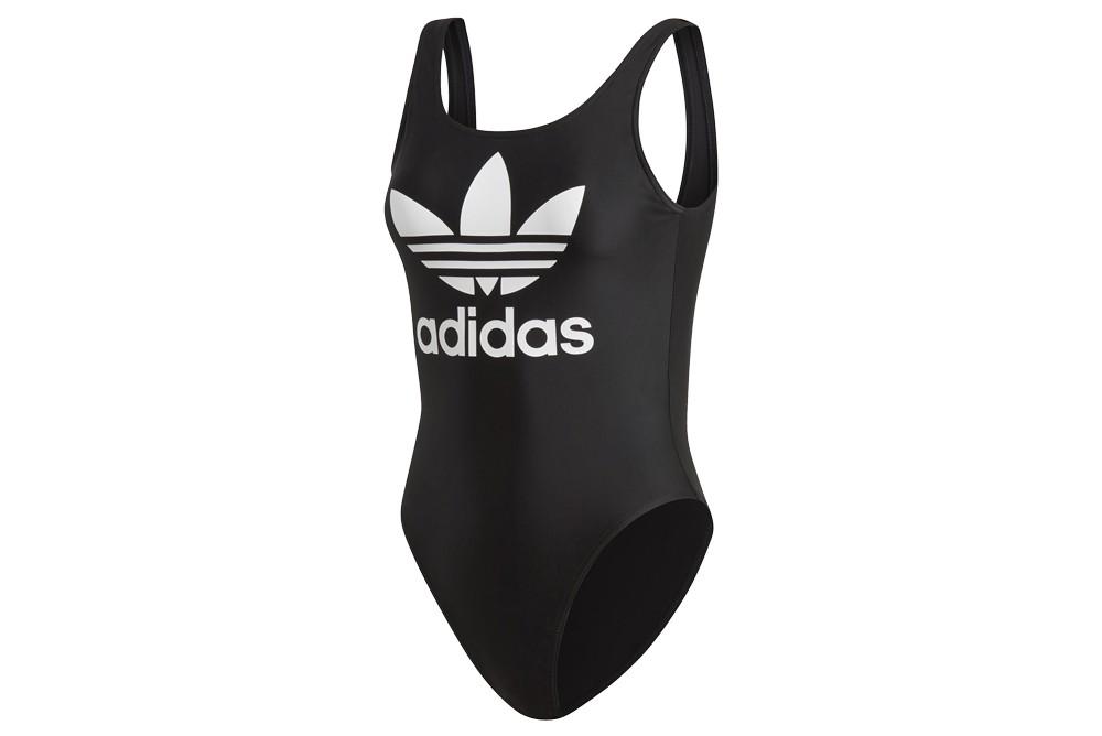 Badeanzug Adidas trefoil swimsuit dv2579 Adidas   Brutalzapas