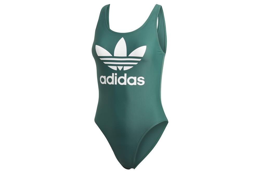 Bañador Adidas trefoil swimsuit ed1055 Brutalzapas